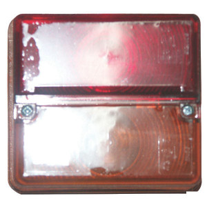 Britax Achterlicht - TOR4507   Links / rechts   Inbouw   105 mm