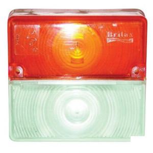 Britax Lampglas - TOR4509 | Orange / blanc