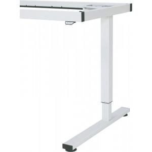 Werktafel in hoogte verstelbaar met elektromotor