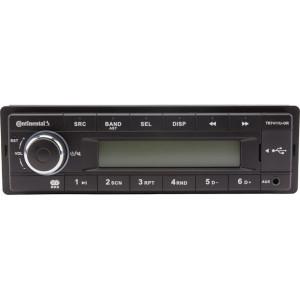 Radio Continental 12V - TR7411U | 188x58.5x114.7 mm