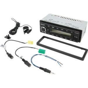 Radio Continental 12V BT - TR7412UB | 188x58.5x114.7 mm