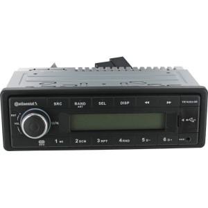 Radio Continental 24V - TR7422U   188x58.5x130 mm