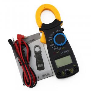 Digitale Multimeter met Ampéretang, AC/DC, inclusief A-merk batterijen - 3135