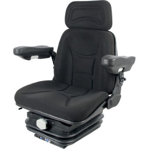 Gopart Stoffen stoel, mech. geveerd - TS40000GP | 150 mm | Rugleuning verstelbaar | 100 mm | 50 125 kg