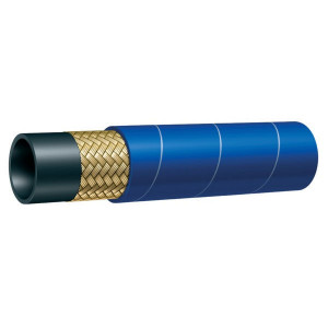 Alfagomma Hydrauliekslang Temp Tech DN20 - TT1SN20 | Alfagomma Prorietary Hose | 19,0 mm | 3/4 Inch | 105 bar | 10,5 MPa | 240 mm | 420 bar | 0,51 kg/m | 27,7 mm | SFA-SK1-20 | 30,6 mm