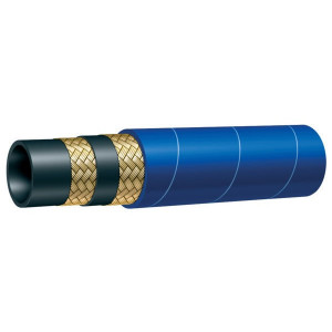 Alfagomma Hydrauliekslang Temp Tech DN13 - TT2SN13 | Alfagomma Prorietary Hose | 12,7 mm | 1/2 Inch | 280 bar | 28 MPa | 175 mm | 1120 bar | 0,64 kg/m | 22,2 mm | SFA-4S-13 | 25,9 mm