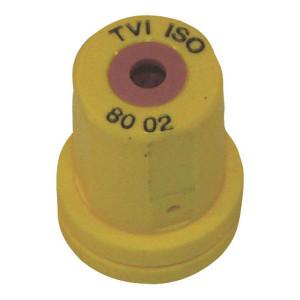 Albuz Venturi kegeldop TVI 80° geel keramisch - TVI8002 | 5 25 bar | 11 mm | Keramisch | 80°