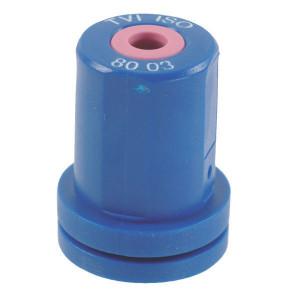 Albuz Venturi kegeldop TVI 80° blauw keramisch - TVI8003 | 5 25 bar | 11 mm | Keramisch | 80°