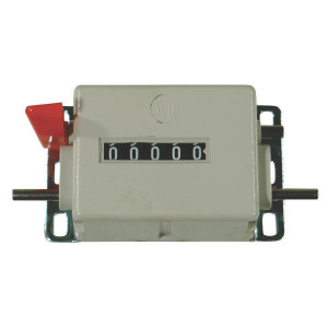 Hectareteller - U31051 | Nulstelling door hefboom | Eenvoudig | 4,5 mm