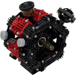 UDOR Pomp ZETA 260 TS 2C passend voor Vogel & Noot - UD220200 | 256 l/min | 20 bar | 9,3 kW | 12,7 Hp | 550 Rpm | 36,2 kg | 290 Inch PSI | ZETA 260 TS 2C