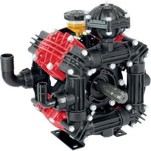 UDOR Pomp ZETA 200 TS 2C passend voor Vogel & Noot - UD224900 | 198 l/min | 20 bar | 7,2 kW | 9,8 Hp | 550 Rpm | 25,6 kg | ZETA 200 TS 2C | 290 Inch PSI