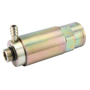 "Voswinkel Koppelhuis M 22x1,5 - UDKF12D22 | Vosswinkel SKP12 | M 22 x 1,5 AG | 46 mm | 20,5 mm | 139 mm | 1/2"" | 80 l/min | ISO 7241-1-A | 250 bar"