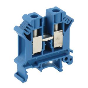 Phoenix Contact Aansluitklem, blauw, Phoenix - UK10NBU | 42,5 mm | 10,2 mm | 47 mm | 16 mm² | 10 mm² | 6 mm²
