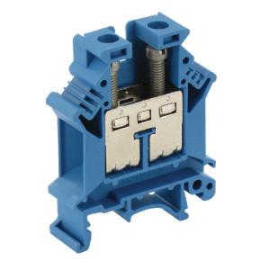 Phoenix Contact Aansluitklem, blauw, Phoenix - UK16NBU | 42,5 mm | 12,2 mm | 54 mm | 25 mm² | 16 mm² | 16 mm²