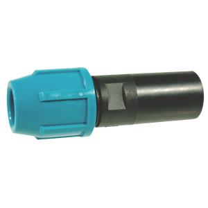 Unifit Verloopstuk 32x25mm PE - UN2443225 | 32 x 25 mm