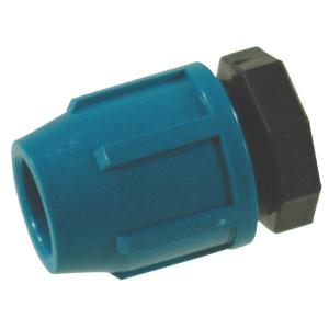 Unifit Eindkoppeling 16mm - UN30116 | 16 mm