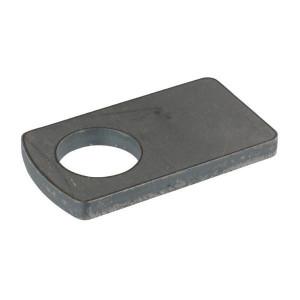 Borgplaat - UNLP030 | Universeel toepasbaar | 30,5 mm