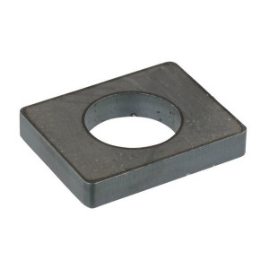 Borgplaat - UNLP325 | Universeel toepasbaar | 25,5 mm