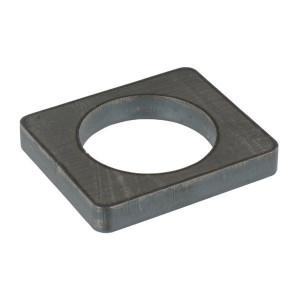 Borgplaat - UNLP345 | Universeel toepasbaar | 45,5 mm