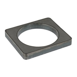 Borgplaat - UNLP360 | Universeel toepasbaar | 60,5 mm