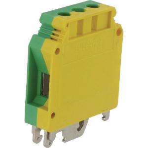 Phoenix Contact Aardklem, geel/groen, Phoenix - USLKG35 | 15,2 mm | 62 mm | 50 mm² | 35 mm² | 35 mm²
