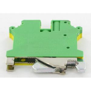 Phoenix Contact Aardklem geel/groen - USLKG5N | 42,5 mm | 6,2 mm | 47 mm | 6 mm² | 4 mm² | 2,5 mm²