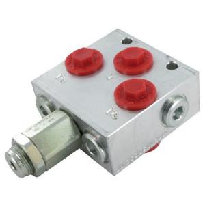 Walvoil Overdrukventiel VAARUDL 12 - VAARUDL10001 | Aluminium | 210 bar | 60 l/min | 50 210 bar