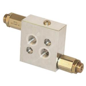Walvoil Drukregelventiel - VADDF25001 | 210 bar | 150 mm | 130 mm | OMV/SMV | Inbusschroef | 12,5 mm | 180 l/min | 5 210 bar