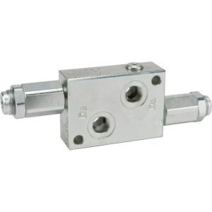"Walvoil Drukregelventiel Staal 3/8 BSP - VADDL05002ST | 100 mm | 204 mm | Inbusschroef | 8.5 mm | 35 l/min | 3/8"" BSP | 50-350 bar"