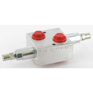 Walvoil Drukregelventiel VAIL 3/8 - VAIL05002 | Inbusschroef | 6,5 mm | 25 l/min | 20 80 bar