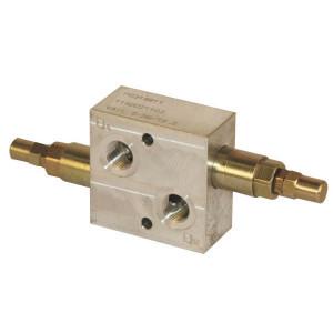Walvoil Drukregelventiel VAIL 3/4 - VAIL20001 | 100 mm | Inbusschroef | 8,5 mm | 100 l/min | 50 220 bar