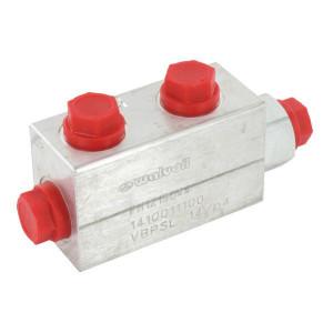 "Walvoil Gest. terugslagklep 1/4 BSP - VBPSL03001 | 110 mm | 110 mm | 1 : 4,5 | 1/4"" BSP | 15 l/min"