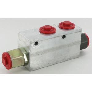 "Walvoil Gest. terugslagklep 3/4 BSP - VBPSL20001 | 165 mm | 239 mm | 165 mm | 239 mm | 10,5 mm | 1 : 4,3 | 3/4"" BSP | 100 l/min"