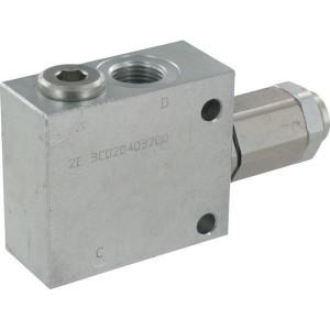 Walvoil Volgordeklep VDSD/B 10 A 08 SA - VDSDB10001V | Inbusschroef | 8.5 mm | 60 l/min | 50 220 bar