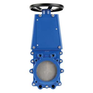 Ramus Mesafsluiter + handwiel DN100 - VGRH100 | 100 mm | 355 mm | 200 mm | 465 mm