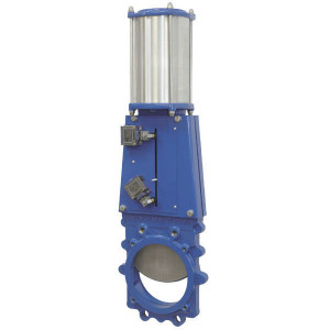 "Ramus Mesafsluiter + pn. cil. DN100 | 100 mm | 500 mm | 110/80 mm | G 1/4"" | 601 mm"