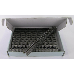 Vicon Klemmenbox U24CS L 200 - VGWA001860 | 5 complete sets | 200 mm | 6,0 7,0 mm | 450 N/mm² N/mm² | 187 mm | 187 mm | 3,4 mm | Gegolfd verenstaal