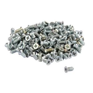 Gripzakjes 180 schroeven 4x10mm - VISSA410B180 | 6,5 7,5 mm | Gegalvaniseerd staal