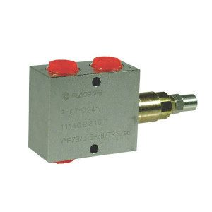 Walvoil Drukregelventiel staal - VMPBL20001ST | Van P naar T | 100 mm | 154 mm | 8,5 mm | Inbusschroef | 100 l/min | 3/4 BSP | 180 350 bar