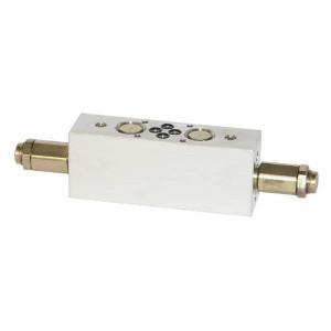 Walvoil Bal. vent. 05-B-A-S-B-4-1 NG6 - VODLML03 | max. 70 l/min | 164 mm | 45 mm | Cetop 03 | Inbusschroef 5 mm | 50 l/min | 250 bar | 50 250 bar