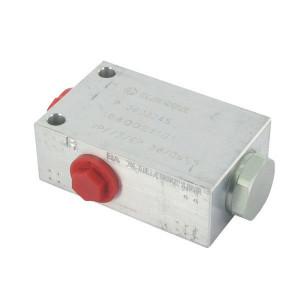 Walvoil 3-Weg stroomr.vent. 3ltr/min. - VPF3EP05001 |  | BSP-binnendraad | -25 t/m 90 C °C | Aluminium | 9,5 l/min | 60 l/min | 2,8 l/min | 2,8 mm