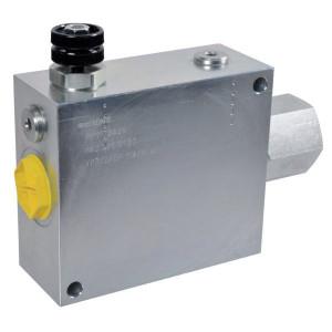 Walvoil 3-Weg stroomr.vent. 450-250 - VPR3EP30002ST | BSP-binnendraad | Grofafstelling | 250 l/min | 1 1/4 BSP | 32,5 mm | +Lever | 450 l/min | 250 l/min