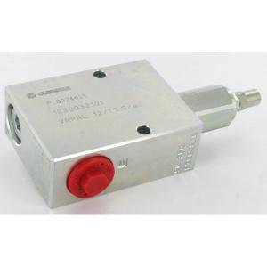 "Walvoil Drukregelventiel Staal - VRPRL10001ST | tot 50 l/m | 105 mm | 177,5 mm | Inbusschroef | 50 l/min | 1/2"" BSP | 100 200 bar"