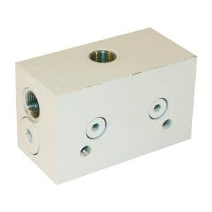 Till Hydraulik Stroomverdeler - VS108 | Enkelwerkend | 35 l/min | 10 l/min