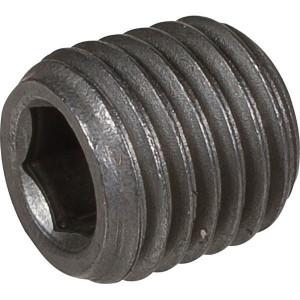 Burnett & Hillman Plug conisch 1/4 BSPT - VSC04 | D.m.v. Loctite LC234560 | 1/4 Inch BSP | 250 bar