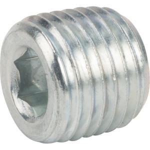 Burnett & Hillman Plug conisch 1/4 NPT - VSC04NPT | D.m.v. Loctite LC234560