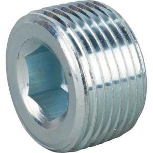 Burnett & Hillman Plug conisch 1 NPT - VSC16NPT | D.m.v. Loctite LC234560