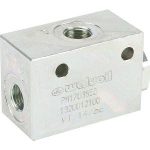 Walvoil Wisselventiel VT 03 1/4 BSP - VT03001W