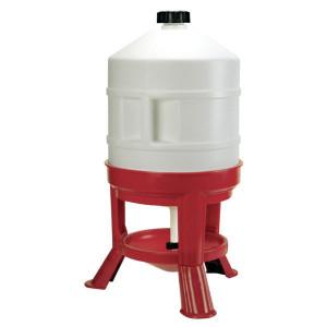 Drinkbak voor pluimvee 30 ltr - VV70233 | Van onbreekbaar kunststof