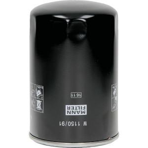 MANN-FILTER Hydrauliekfilter - W115091 | 112 mm | 113 mm | 175 mm